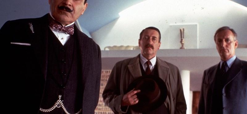 Meghalt Poirot