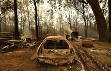Apokaliptikus fotók jöttek az ausztráliai bozóttűz pusztításáról