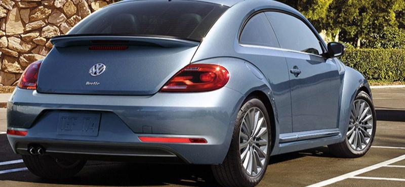 Viszlát Bogár: ezzel a stílusos utolsó modellel búcsúzik a VW Beetle