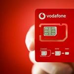 Már 1,6 tonna műanyagot spórolt a Vodafone csupán azzal, hogy megfelezte a SIM-kártyák tartóját