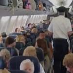 Alaposan meglepte a pilóta a szerencsés utast