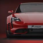 A 761 lóerős elektromos Porsche sem kerülhette el a tuningolást