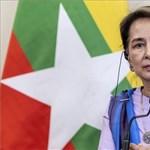 Felfüggesztették Aung Szan Szú Kjí tagságát a Szaharov-díjasok közösségében