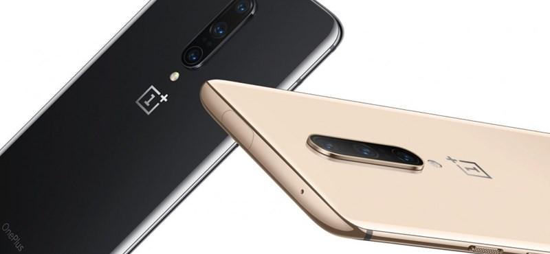 Itt a OnePlus új telefonja, elég sok krafttal és trükkösen előugró kamerával