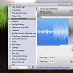 A hét Mac programja: Free Ringtone Manager - készítsünk csengőhangot pár kattintással