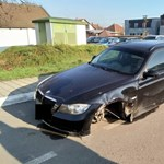 Részegen háromkerekezett egy BMW-s Borsodban