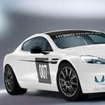 Az Aston Martiné az első hidrogénes versenyautó