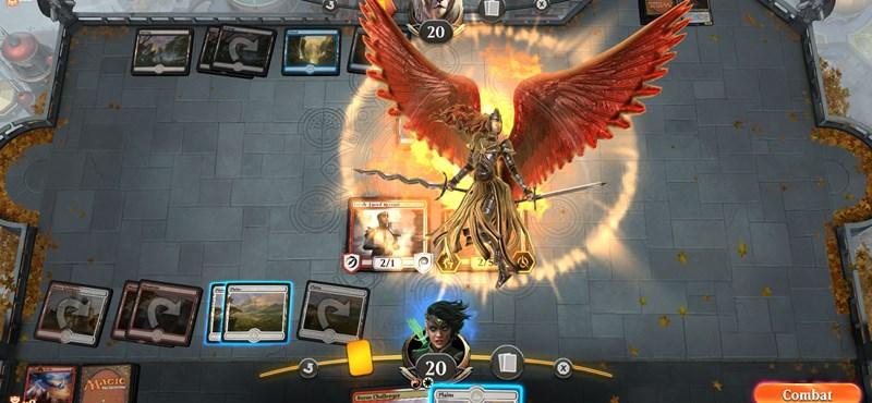 Ingyen letöltheti a legendás Magic kártyajáték új, számítógépes kiadását