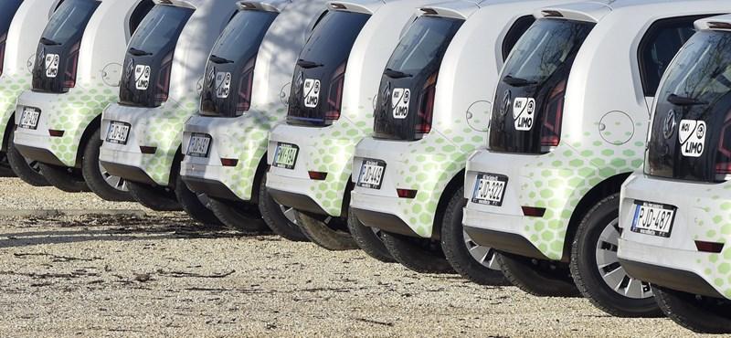 Elindult a Limo, a MOL autómegosztó szolgáltatása