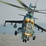 Harci helikopterrel forgatnak Bruce Willisék a Duna felett