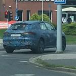 Kőbányán bukkant fel a titokzatos új Maserati