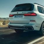 A legnagyobb BMW, a legerősebb motorral: hazánkban az X7 M50i