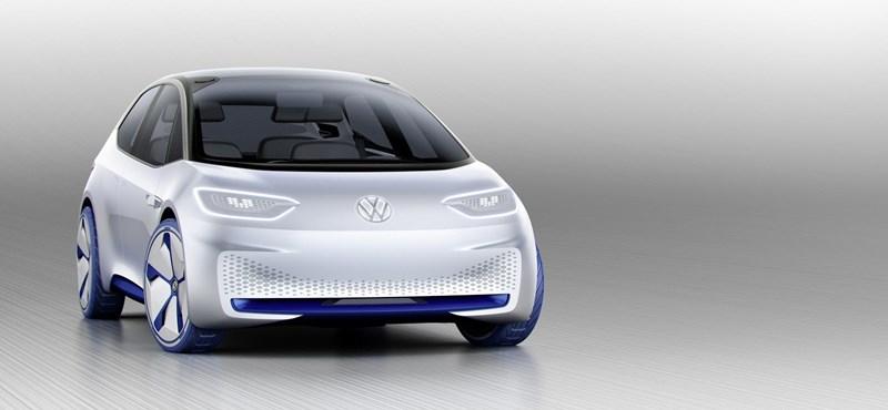 Itt a modern Bogár: bemutatták az elektromos Volkswagent