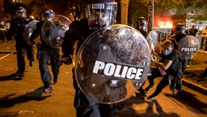 Ostrom alatt az amerikai rendőröket összetartó hallgatás törvénye