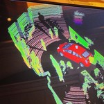 Érdekes: így lát bennünket a Google vezető nélküli autója