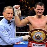 Erdei Zsolt második a bokszvilágranglistán