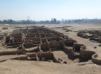 Megtalálták a 3000 éves elveszett aranyvárost Egyiptomban