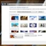 Tegyen slideshow-t a Windows 7 hátterének