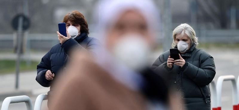 Koronavírus: már magyar fertőzött is van  - percről percre tudósítás