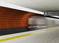 Nem kell hozzá áram, nem káros – mégis hűvösen tartja a metrót nyáron