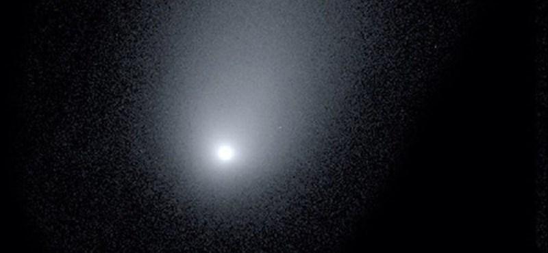 Lefotózták az első üstököst, ami a Naprendszeren kívülről érkezett hozzánk