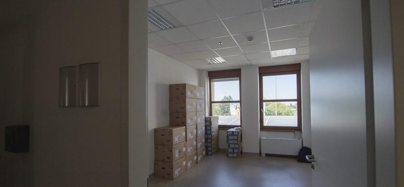 Fotó: beköltözött új irodájába a Sólyom Airways