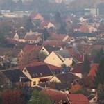 Újra veszélyes az egészségre Debrecen és Kazincbarcika levegője
