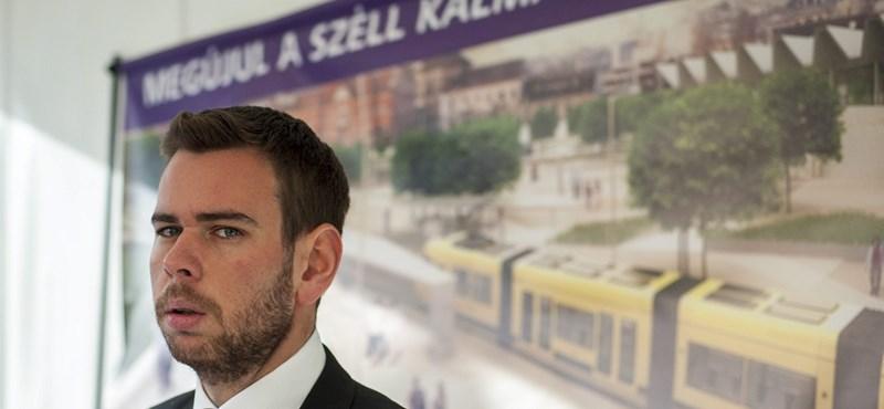 Feljelentette a BKK Vitézy Dávidot