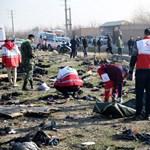 Még a levegőben kigyulladt, ezért leszállásra készült a szerdán lezuhant ukrán utasszállító
