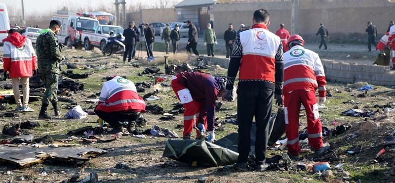 Franciaországnak adják át a lelőtt ukrán repülő feketedobozait