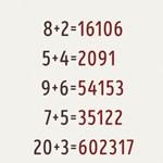Ha ezt a matekpéldát meg tudod oldani, zseni vagy