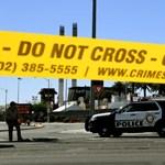 Testkamerás felvételeket publikáltak a Las Vegas-i mészárlásról