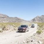 Hőség: megdőlt a legforróbb hónap világrekordja a kaliforniai Halál-völgyben