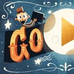 Mi ez a 360 fokos videó a Google kereső főoldalán? És ki az a Georges Méliès?