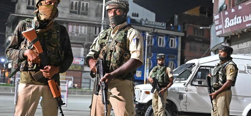 Pakisztán megfenyegette Kasmír miatt Indiát