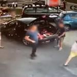 Sokkoló videó került elő az érdi tömegverekedésről