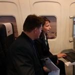 Internetes jegyfoglalási lehetőség a Budapest Airport honlapján