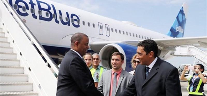 Repülőktől lesz hangos mától a kubai légtér, új korszak indul