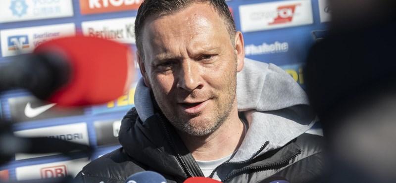 Dárdai: Lépni kell, ha akarunk a magyar futballtól valamit
