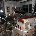 Az ATV két műsorának szerkesztősége megsemmisült a tűzben – fotók