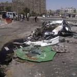 Damaszkusz szerint fegyveresek próbáltak beszivárogni Jordániából és Libanonból