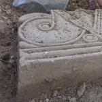 2700 éves palota maradványaira bukkantak Jeruzsálemben