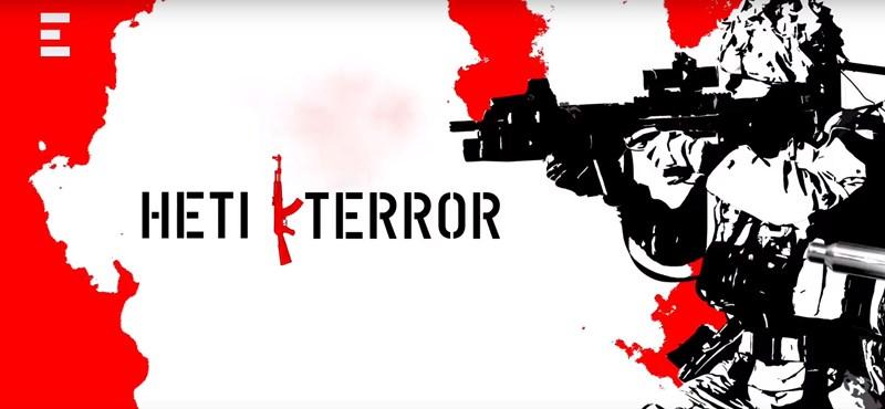 Fortélyos félelem igazgat – Megnéztük a Heti terrort