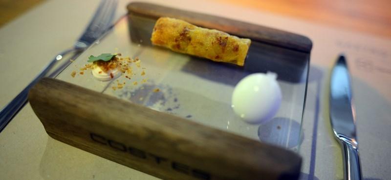Ilyenek a Michelin-csillagos rakott krumplik