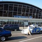 Májusban nyit a negyedik terminál a kijevi repülőtéren