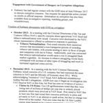 Nyilvános az amerikai összefoglaló a kitiltási botrány előzményeiről