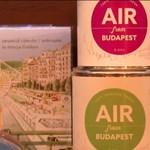 A vállalkozó, aki befogta és pénzzé tette a budapesti levegőt - videó