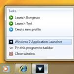 Alkalmazások indítása egyszerre