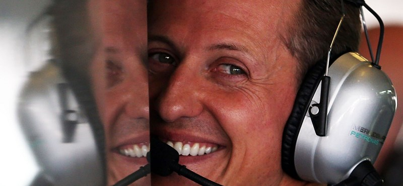 Négy hete fekszik kómában Michael Schumacher