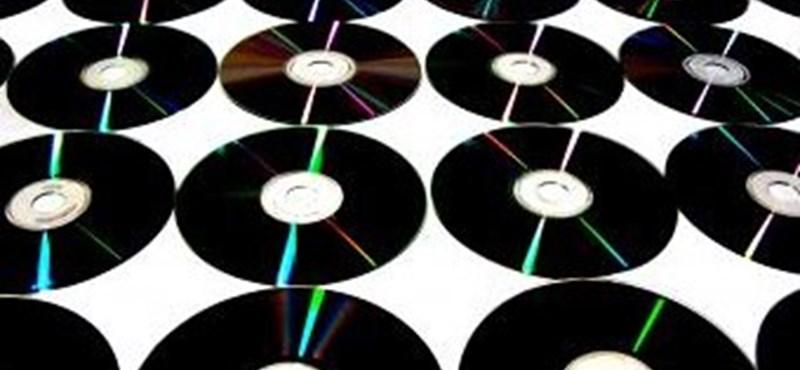 Minden eddigi mélypont alá süllyedtek a lemezeladások